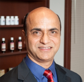 Dr. Shailinder Sodhi BAMS, ND , President of Ayush Herbs® Inc.
